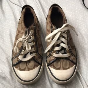 Coach Shoes - Coach converse Sneakers